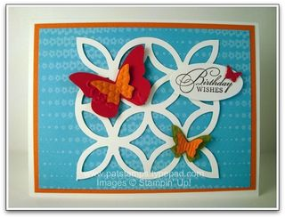 Latice - Beautiful butterflies